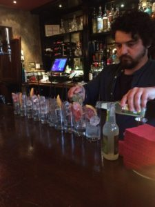 Gin-Dependance Day at The Ox Cheltenham