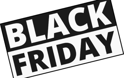 Black Friday Madness- 7 reasons why I won't be spending today