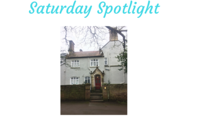 Saturday Spotlight- Blaisdon House B & B Blaisdon