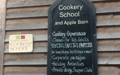 Harts Barn Cookery School- How to create delicious vegan desserts!