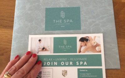 The Spa at Hatherley Manor- the wait is almost over!