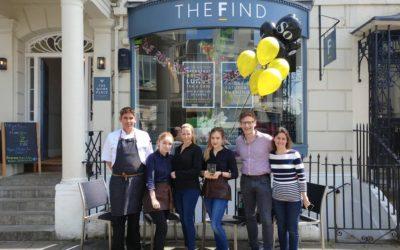 Saturday Spotlight- The Find Cheltenham