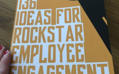 136 Ideas for Rockstar Employee Engagement by James Dodkins: Book Review