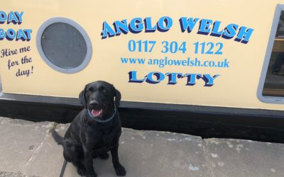 A Day Canal Boat Experience with Privilegedpup and Anglo Welsh Waterway Holidays