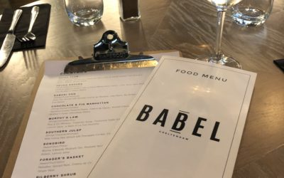 Mystery Shop Monday- Babel Cheltenham