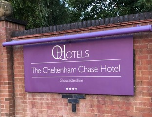 Mystery Shop Monday- Lunch at The Cheltenham Chase Hotel