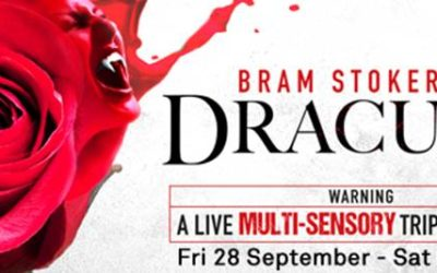 Dracula at The Everyman Theatre Cheltenham- Are you brave enough?