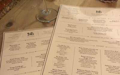 Mystery Shop Monday – Bill's Restaurant Cheltenham