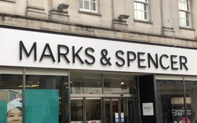Mystery Shop Monday – Marks and Spencer Cheltenham