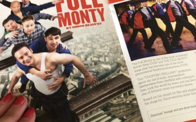The Full Monty at The Everyman Theatre Cheltenham – A Lady Janey Review