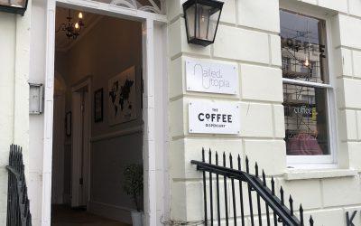 Mystery Shop Monday – The Coffee Dispensary Cheltenham
