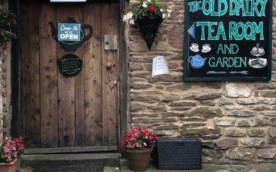 Saturday Spotlight – The Old Dairy Tearoom