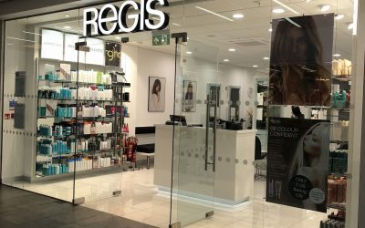 The New Regis Hair Salon in Regent Arcade Cheltenham- A Lady Janey Review