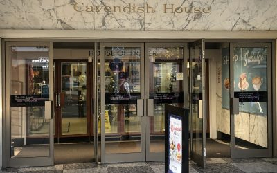 Mystery Shop Monday – Café Zest at House of Fraser, Cavendish House Cheltenham