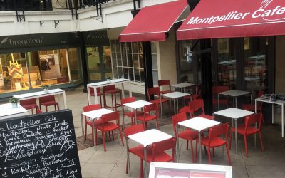 Mystery Shop Monday- The Montpellier Cafe at The Courtyard Cheltenham