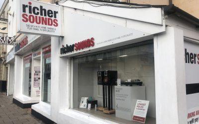 Mystery Shop Monday- Richer Sounds Cheltenham
