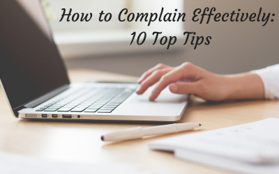 How to Complain Effectively – 10 Top Tips: Guest Post by Helen Dewdney The Complaining Cow