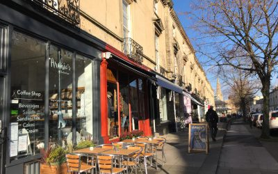 There's shopping and there's shopping- Bienvenue a Montpellier Cheltenham!
