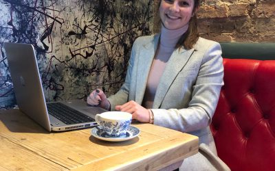 Saturday Spotlight- Laura Harvey from The Lucky Onion: Putting Cheltenham firmly on the map