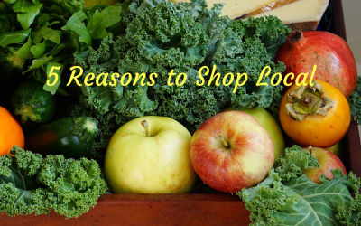 Use it or lose it- 5 reasons why we need to shop local