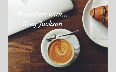 Breakfast with Greg Jackson Founder and CEO Octopus Energy