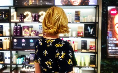 Signature Aveda Blow Dry at Aveda, Cheltenham- A Lady Janey Review