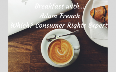 Breakfast with Adam French, Consumer Rights Expert at Which?