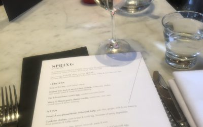Spring by Chez Mal at Malmaison Cheltenham- A Lady Janey Dining Review