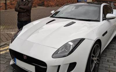 Guest Post by Simon from Financial Expert- Why I sold my dream car