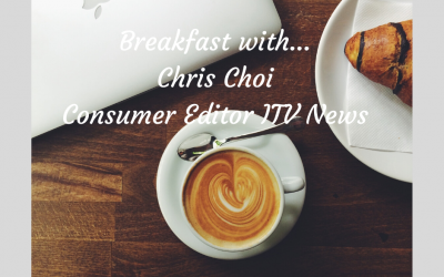 Breakfast with Chris Choi Consumer Editor ITV News