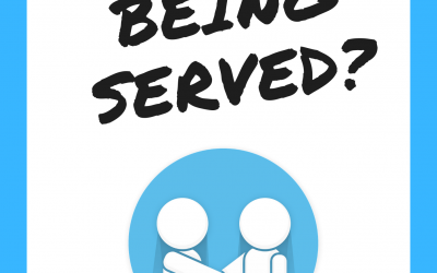Are You Being Served? The story behind the book and the foreword by Lorraine Kelly