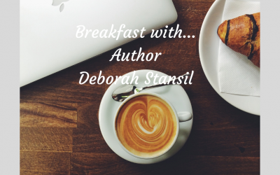 Breakfast with Author, Blogger and Course Creator Deborah Stansil