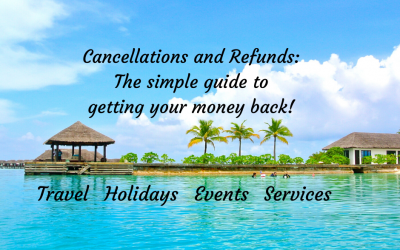 Cancellations and Refunds: The simple guide to getting your money back