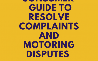 Review: How to Complain: The Consumer Guide to Resolve Complaints and Motoring Disputes by Scott Dixon