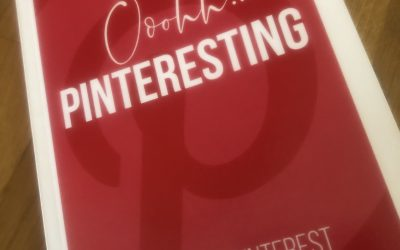 Review: Ooohh Pinteresting by Ally Davis: How to increase your website traffic with Pinterest