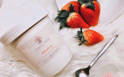 Cherry Moo Luxury Handmade Ice Cream – A Lady Janey review