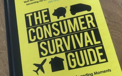Review: Watchdog The Consumer Survival Guide by Matt Allwright