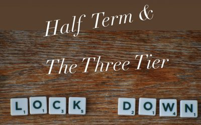 How will the new three-tier system affect your half term holiday?