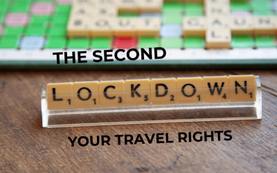 The Second Lockdown- Your Consumer Travel Rights