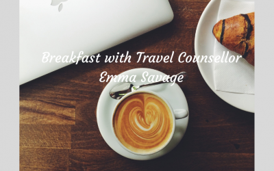 Breakfast with Award Winning Travel Counsellor Emma Savage