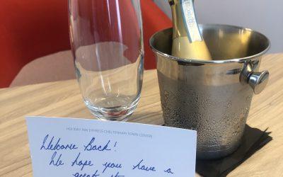 A Return to the HiEx Holiday Inn Express Cheltenham